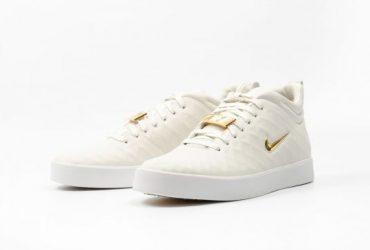 N Tiempo Vetta 17 White Sneaker