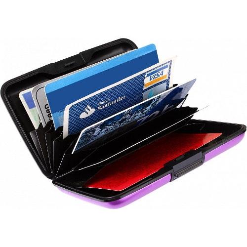 Plastic Wallet