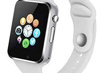 Universal Chef Z6 Smart Watch – White