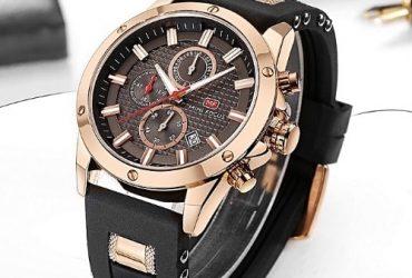 Unisex Waterproof Sport Wristwatch