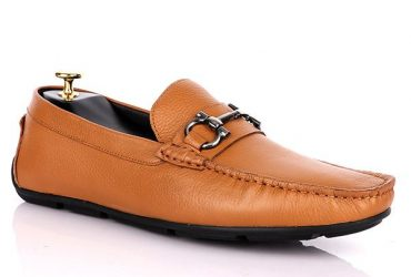 Terry Taylors Leather Drivers | Brown