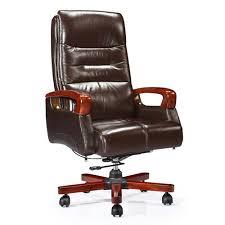 Executive Recline Chair (Brown)