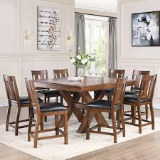 Marble Grafel Dinning Set Furniture + 6 Dining Chairs