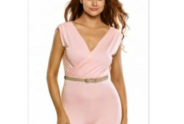 Product image Playsuit With Belt – Pink