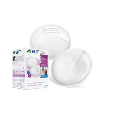 Philips Avent Disposable Breast Pads SCF254/60 60 Day Pads (DT)
