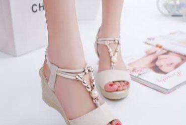 Girl Express Classic Wedge Sandal