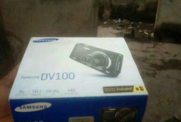 Samsung DV100 HD Camera
