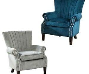 O2 Accent Fabric Sofa