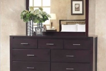 O2 Dresser With 7 Chest Drawers