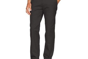 Haggar Men's Classic Fit Superflex Waist Chinos Pant