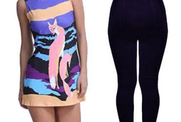 Summer Sleeveless 3D Dress