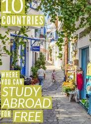 Study and Live Abroad