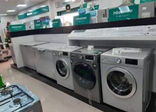 Clean washing machine for sale