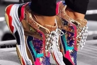 Women's Premium Sneakers – Multicolour