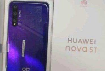 New huawei nova 5T