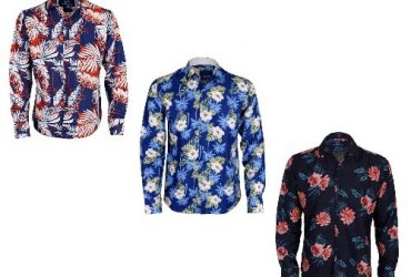 Men's Long Sleeve Shirt Bundle