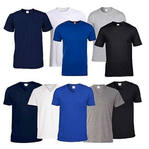 Men's T-Shirt – Pack of 10