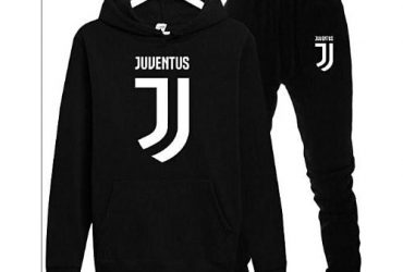Juventus Print Black Up And Down