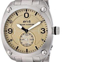 Japanese Quartz Silver Watch