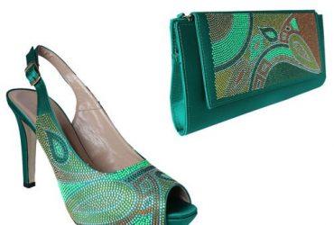 hoe & Bag – Emerald Green