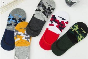 Campa Designed Invisible Socks