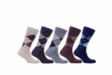 5 Pair Dress Sock