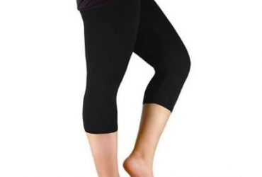Ladies 3/4 -Three Quarter Leggings