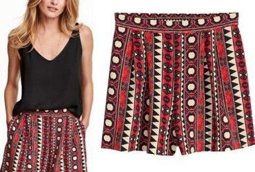 H & M Women's Short