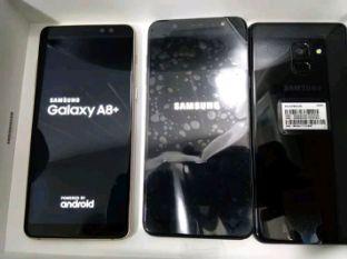New Samsung galaxy A8 plus