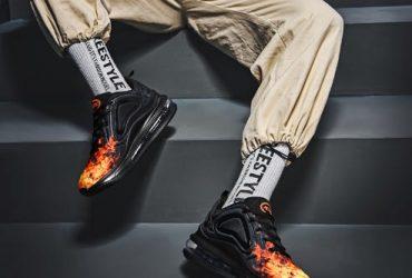 Trendy Sneakers – Black