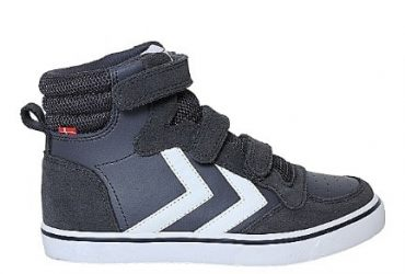 Boys Athletic Hi-top Trainers