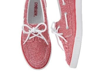 Gymboree Boys Boat Shoe