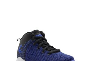 . High Top Athletic Lace Up