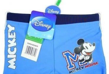 Mickey Mouse Boys Swim Trunk