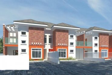 4 Bedroom Terace Duplex With BQ