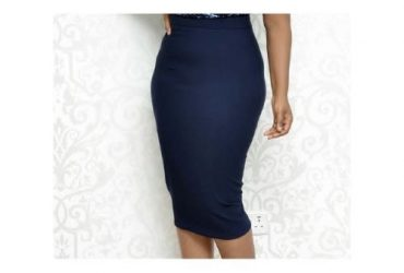 Corporate Bodycon Pencil Skirt