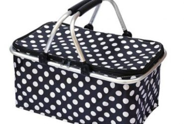 Foldable Insulated Lunch Bag