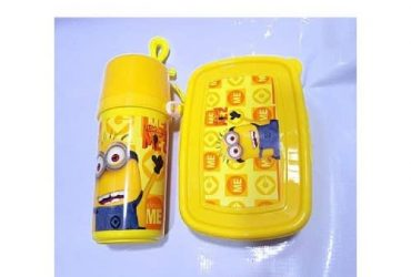Fashion Front Kid's Minions Lunch Box…