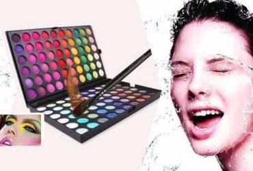 120 Colour Eye Shadow