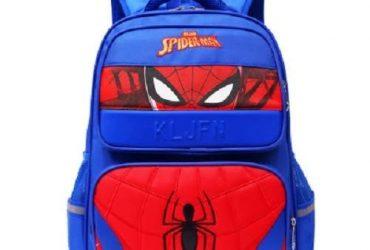 Spiderman Children's School Bag