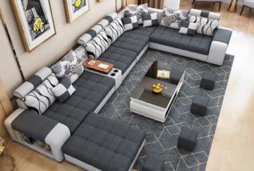 MAK Donpec Corner Sectional Sofa