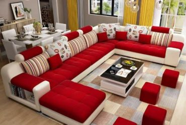 MAK Donpec Corner Sectional Sofa S