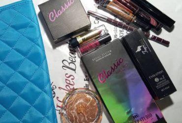 Classic Personal Makeup Kit
