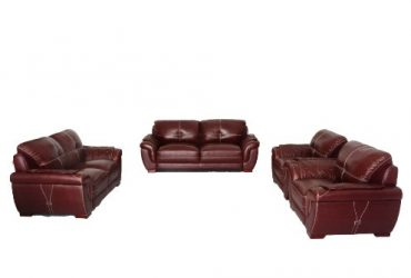 Leather Sofa S10
