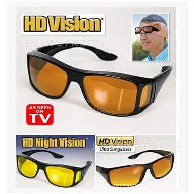 HDE Hd Vision Wraparound Night Drivin…