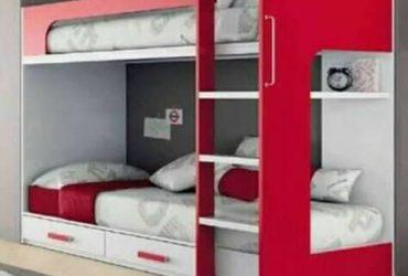 Ibks Rachel Bunk Bed