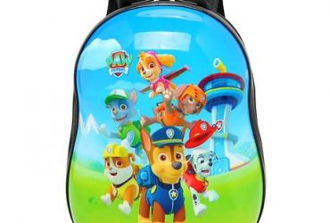 Children Character School Bag-Multicolour