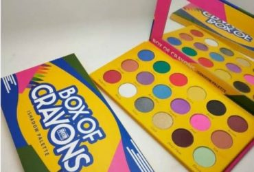 18 In 1 Box Of Crayons Colorful Eye S