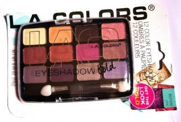Eye Shadow: Bold