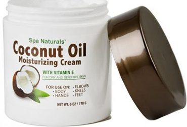 Coconut Oil Moisturizing Cream